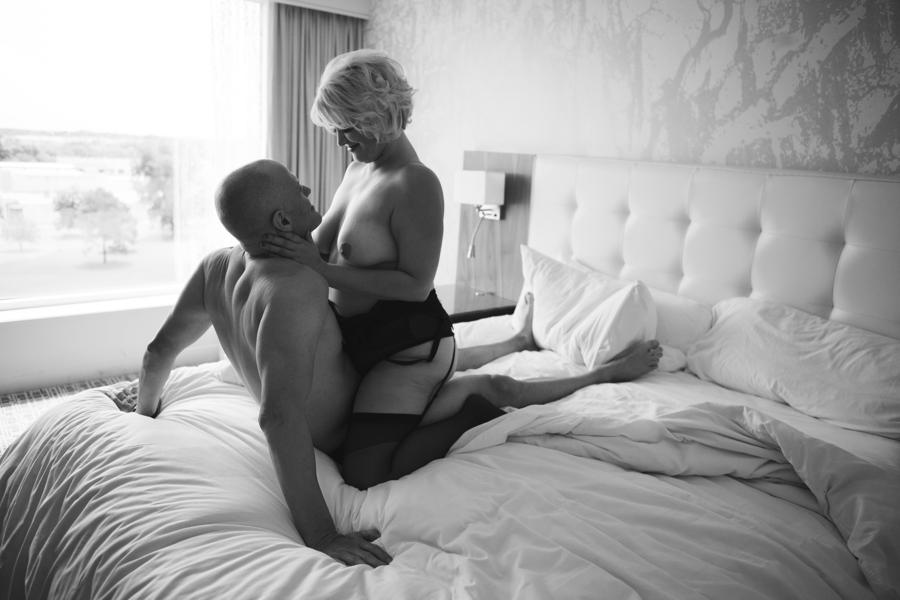 Chubby erotic wife sex boudoir photography