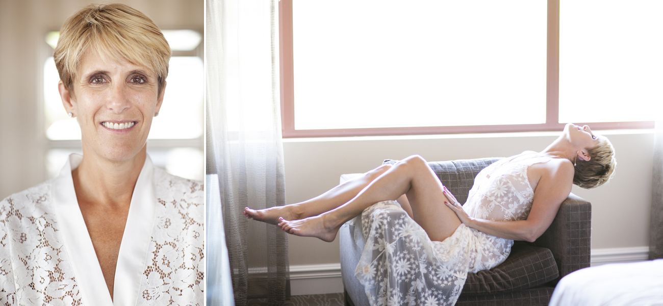 before and after mature Virginia boudoir photoshoot makeover