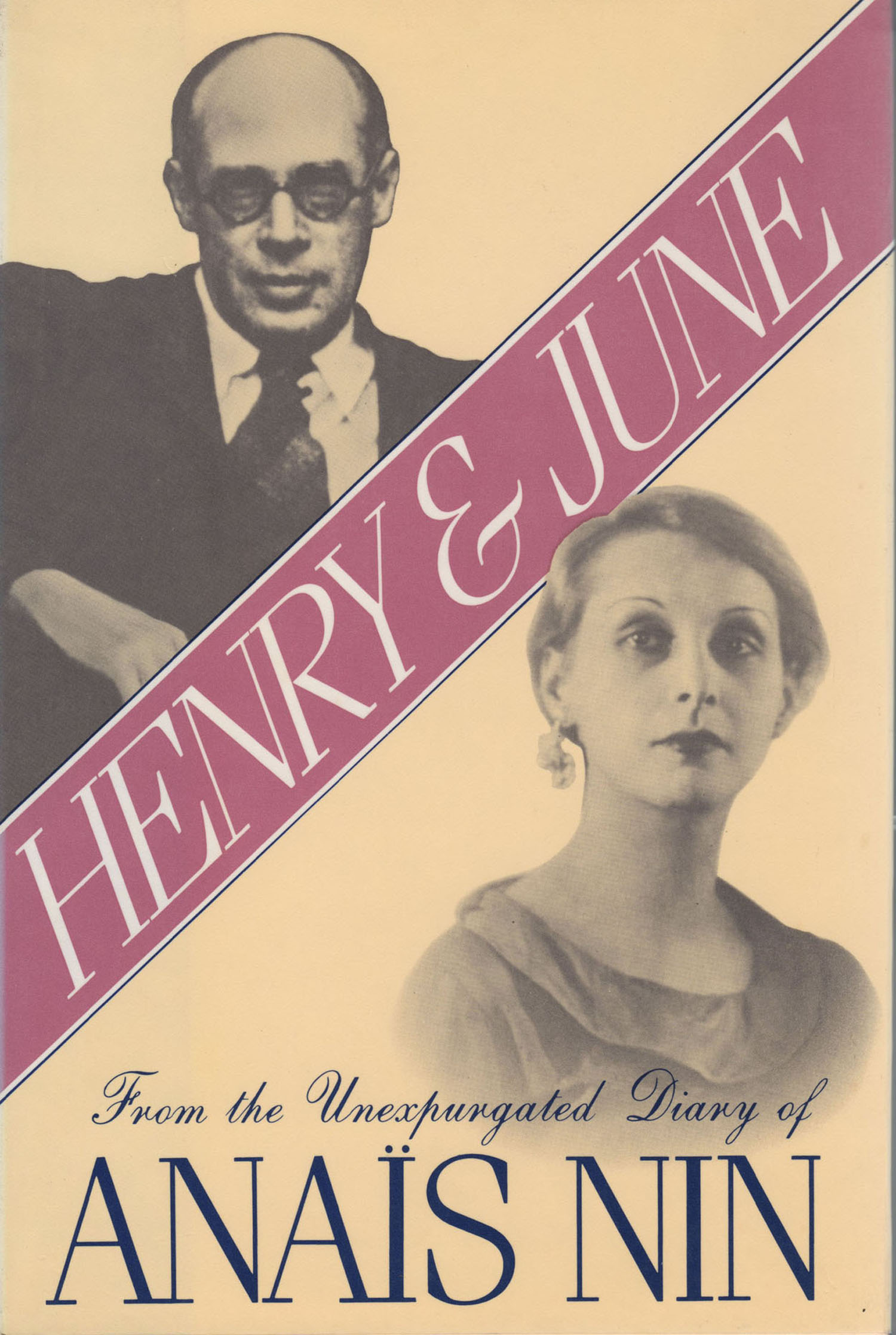 Henry and June: The Unexpurgated Diary of Anais Nin 1931-1932