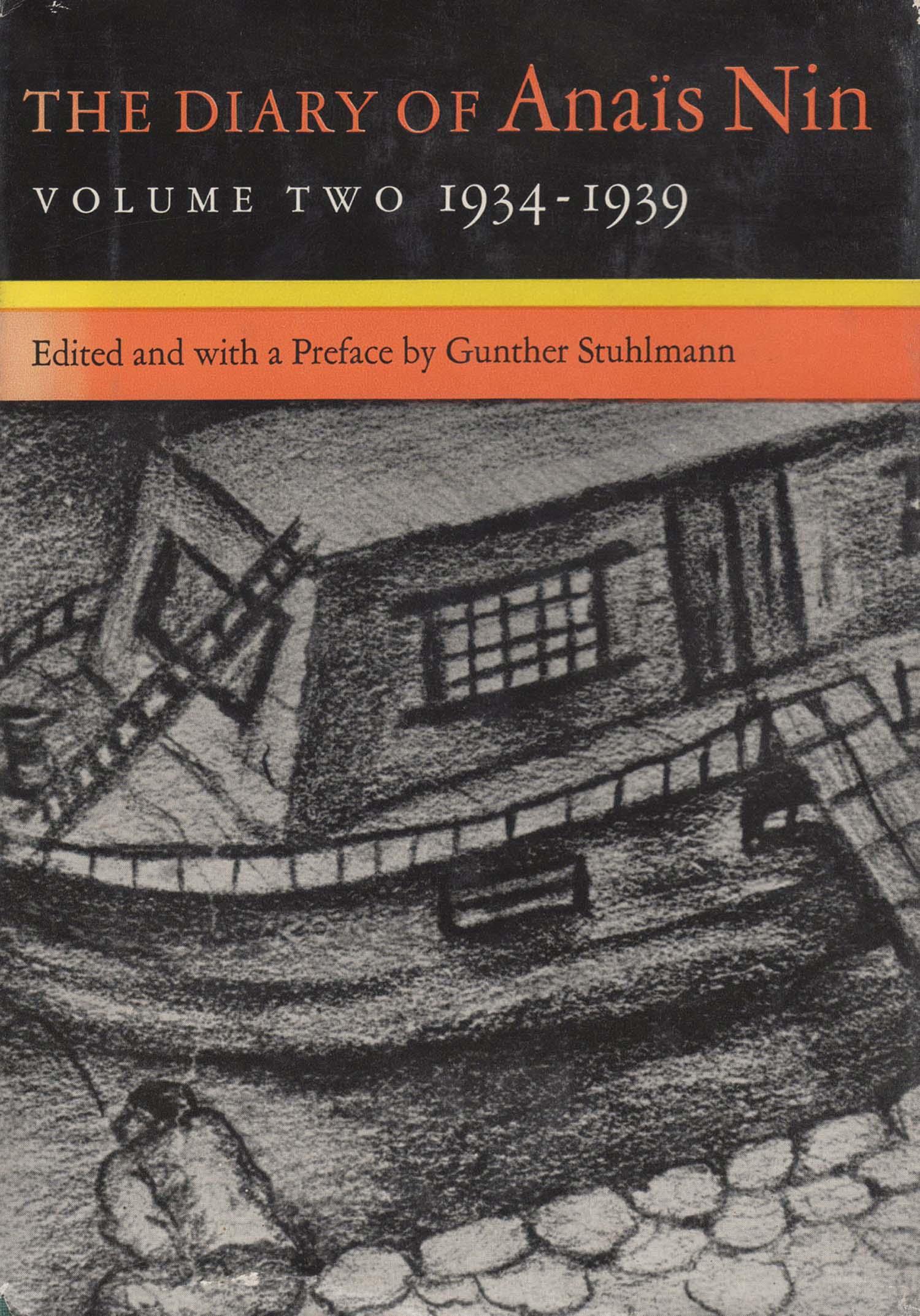 The Diary of Anais Nin Volume Two