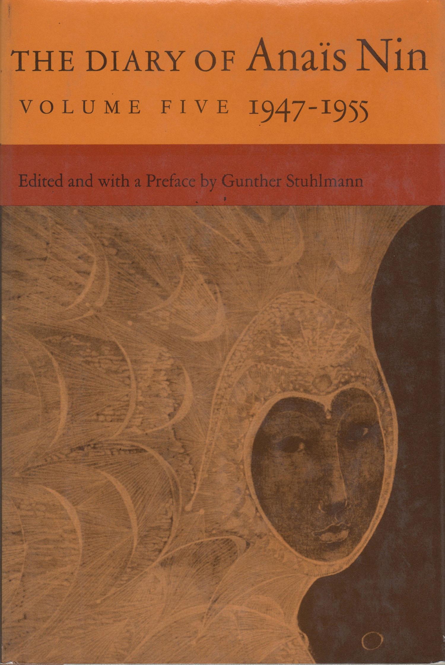 The Diary of Anais Nin Volume Five