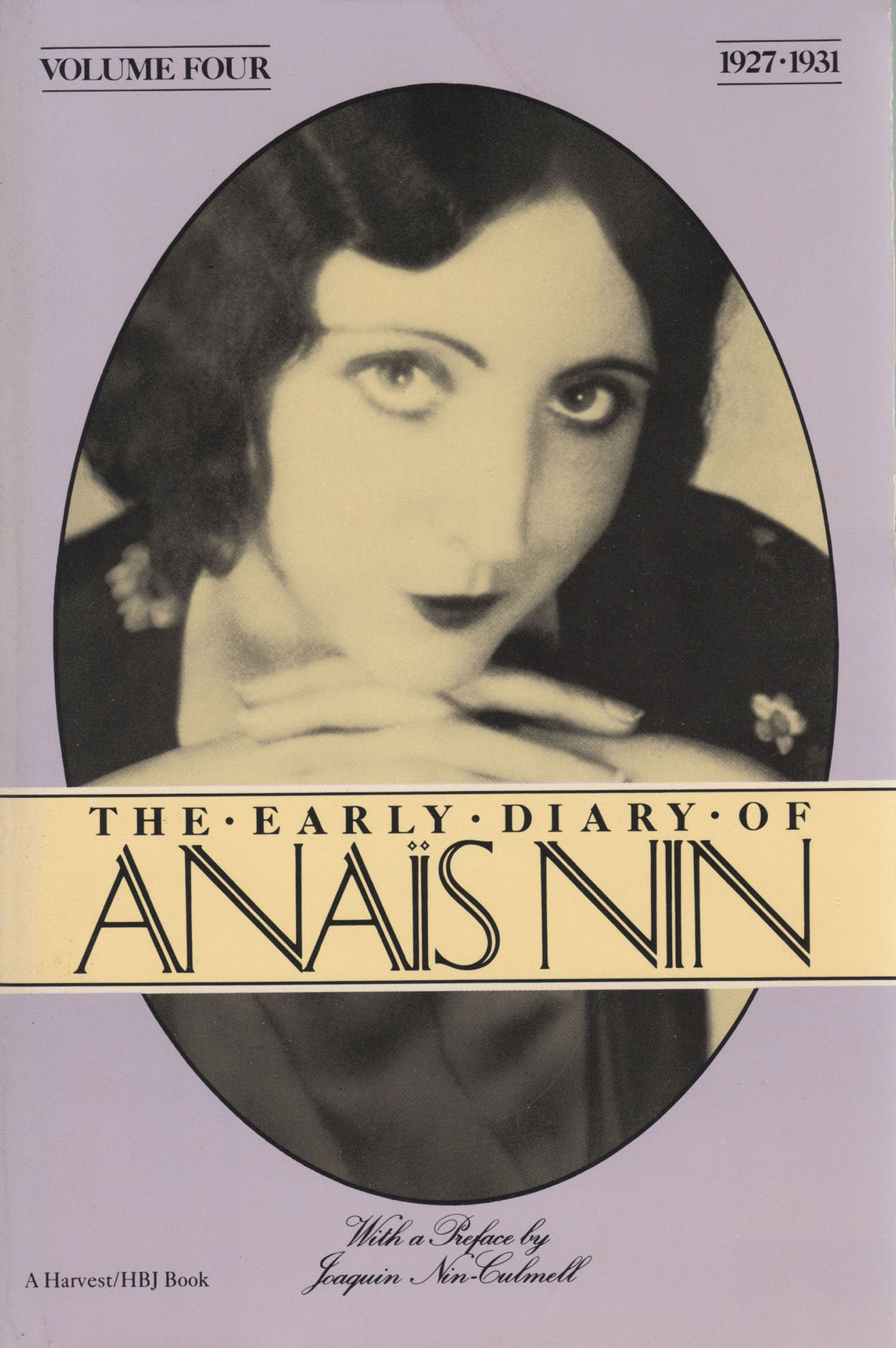 The Early Diary of Anais Nin Volume Four