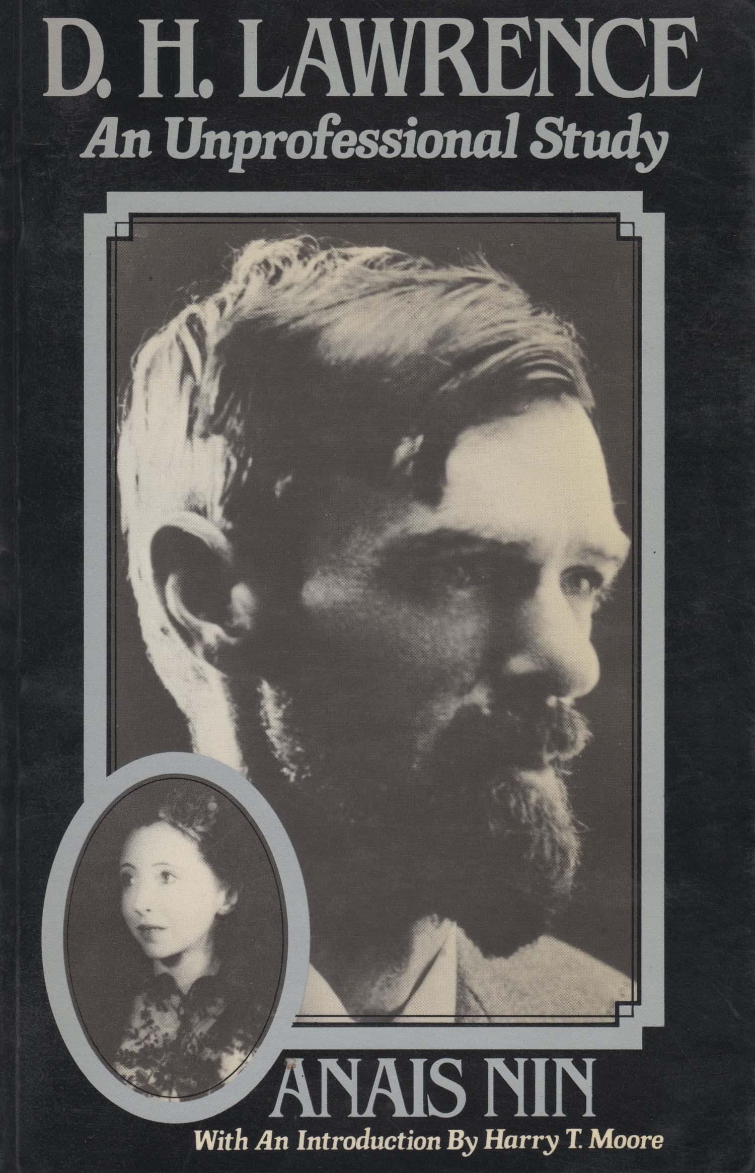 D.H. Lawrence, An Unprofessional Study