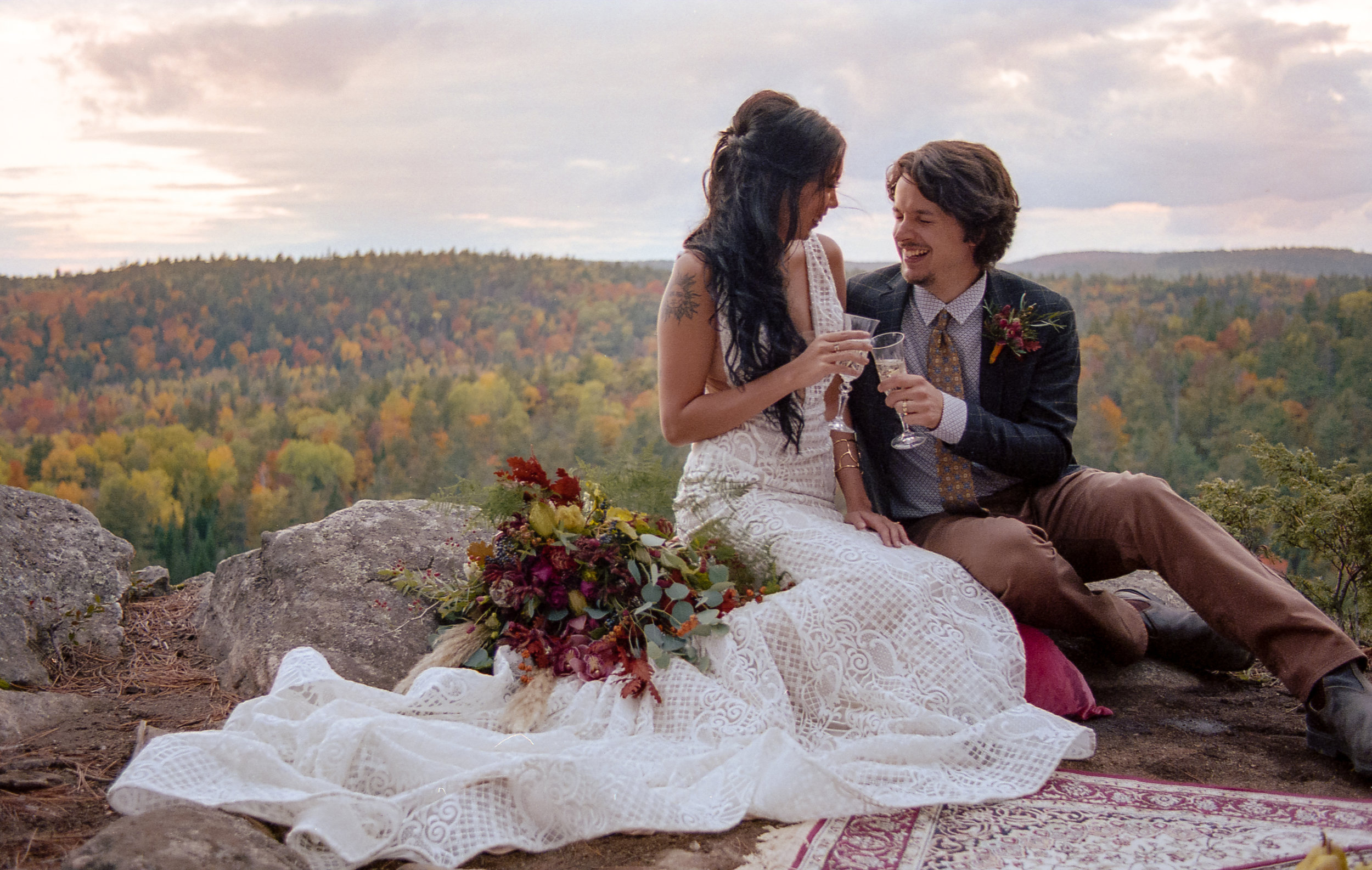 Elopement in the Capital - Within 150km of Ottawa$20004 hours wedding day coverageConsultation & PlanningDelivery of edited digital images in an online galleryFull printing rights40 minute engagement session$100 print credit
