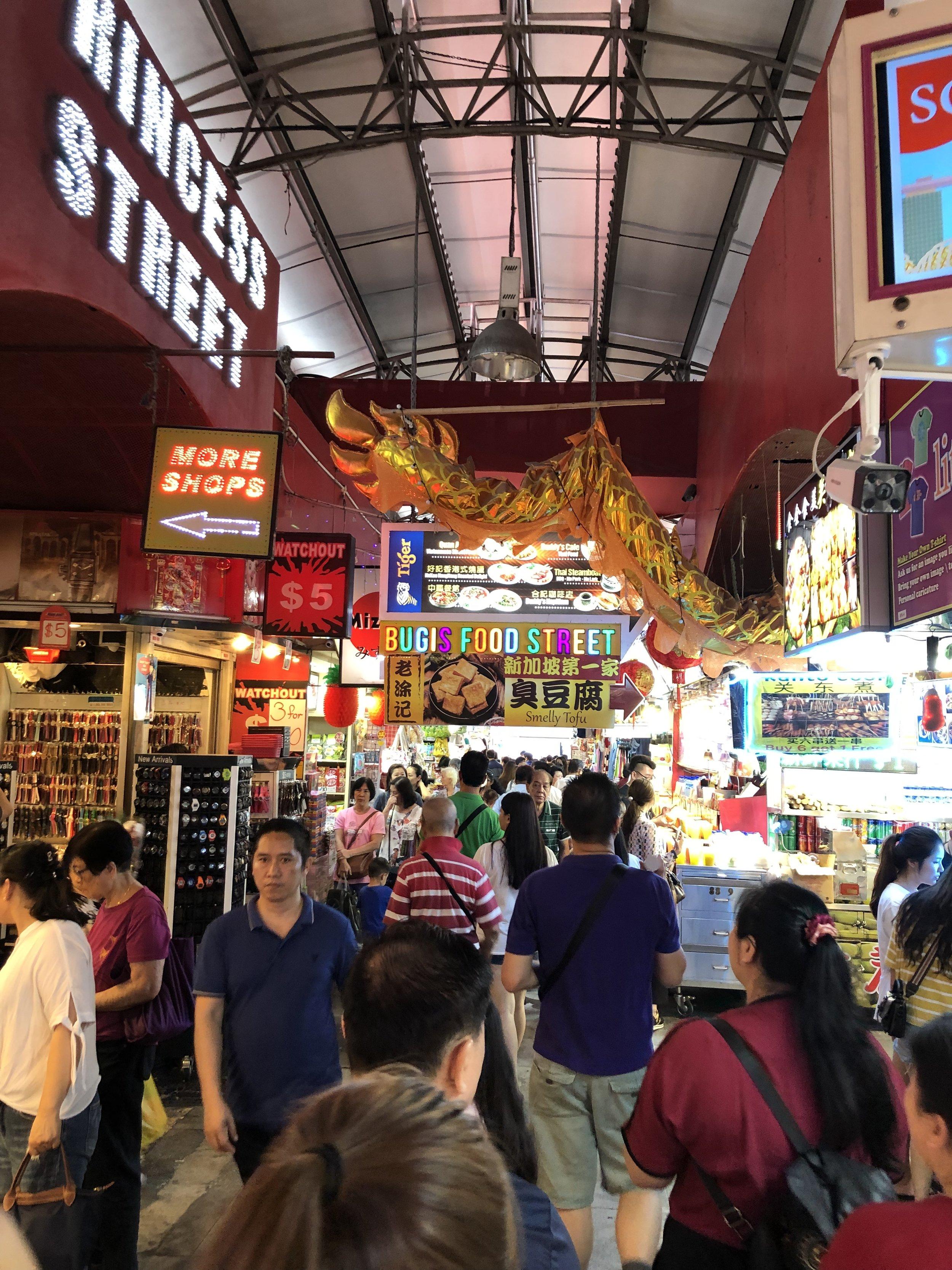 Bugis Street Market, SG