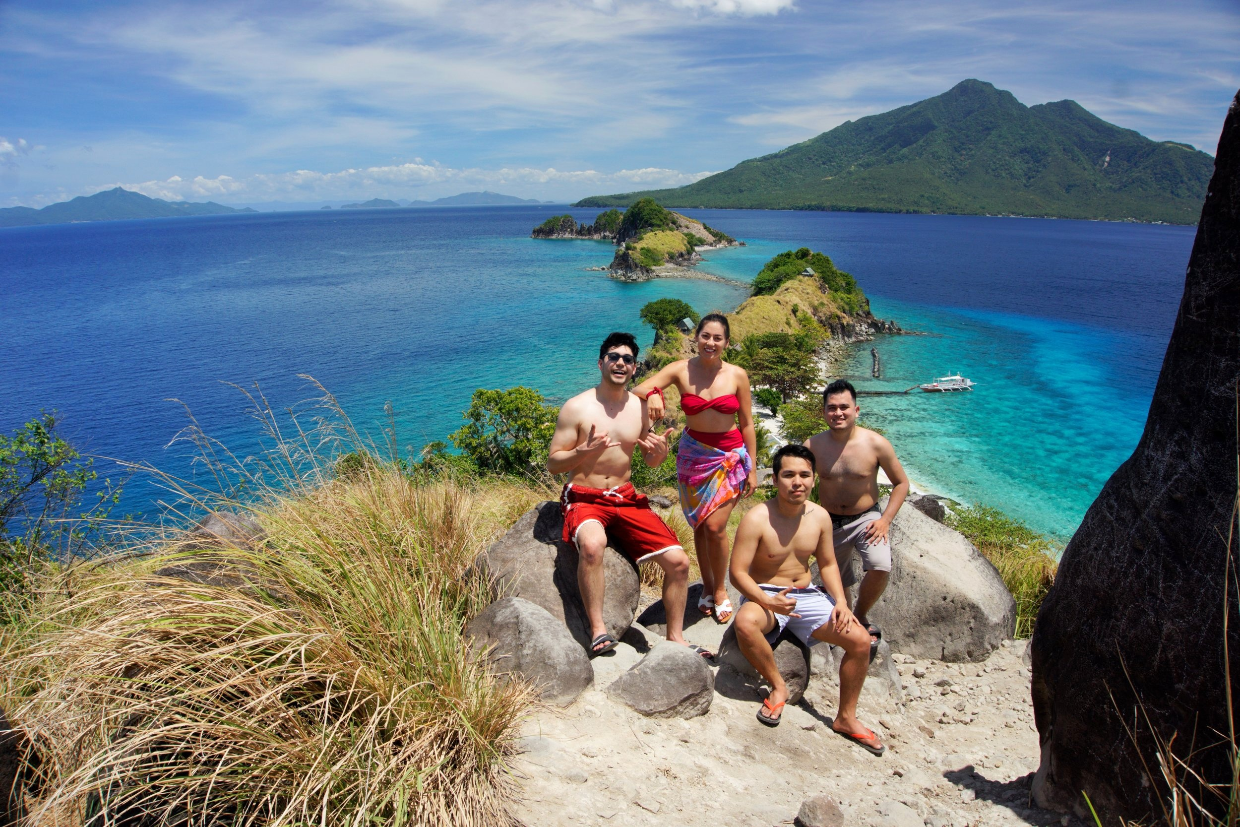 Cousin adventures on Sambawan Island, PH!