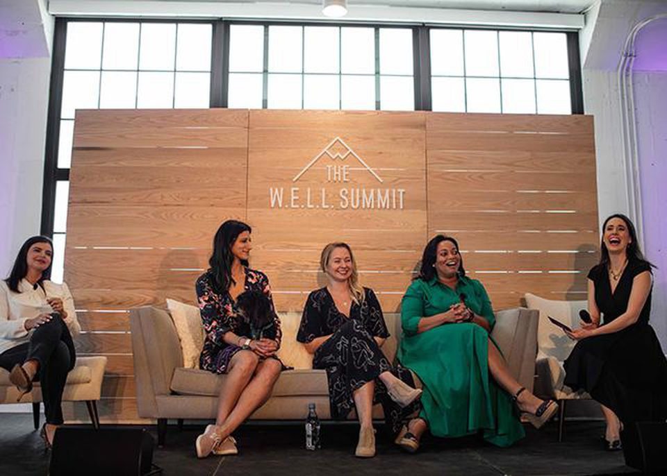 In Spring 2018, W.E.L.L. Summit held its largest gathering yet in Boston, Massachusetts bringing together clean beauty and wellness experts, practitioners and enthusiasts. MARILIA LIMA