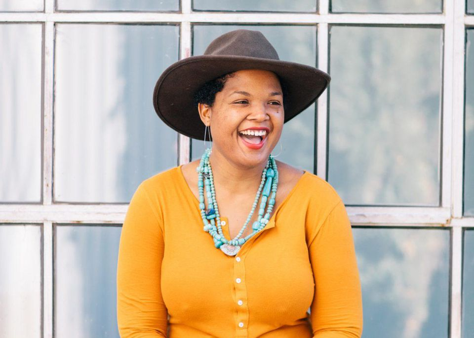 Beatrice Feliu-Espada, CEO and Founder of The Honey Pot Company, a plant-based collection of feminine care products changing the way consumers look at the period aisle. AMPERSAND AGENCY