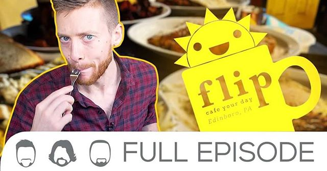 CAN WE GET A FLIP YEAH!? Full video out now. Link in the bio . . . #flipyeah #flipcafe #foodreview #foodreviews #tastetest #foodies #foodlovers