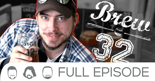 We're back with another full episode! This one features Brew 32, a sports-themed craft brewery. So grab the pigskin (and a beer of course) and enjoy! 🍻🏈⚾️