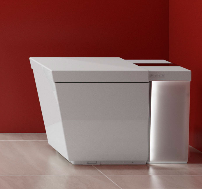 KOHLER® NUMI® INTELLIGENT TOILET   An intelligent toilet is the pinnacle of high design and high tech.  LEARN MORE