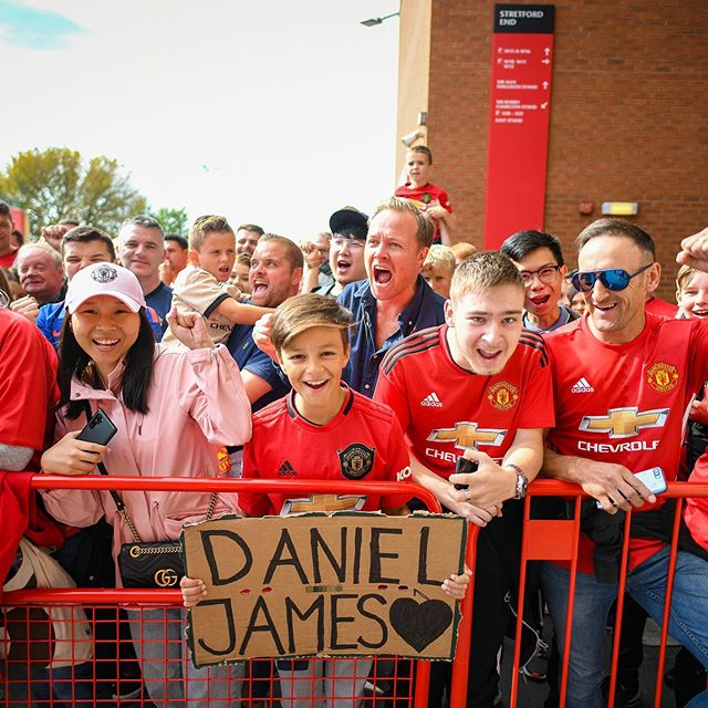 The Reds return to Old Trafford tonight as they take on Rochdale. #KohlerUnited #MUFC