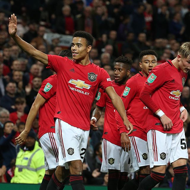 Manchester advances to the fourth round of the Carabao Cup. Who do you think was the power player of the game? #MUFC #KohlerUnited