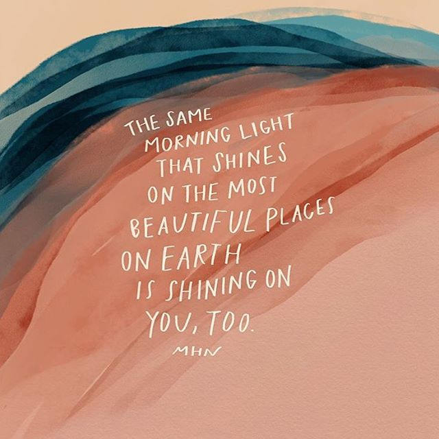 No catchy caption. Just needed to hear this today and thought you might, too. We are all apart of a gorgeous universal puzzle even if we can't feel it all the time. 💫 So consider this your reminder. Plus, how gorgeous is this art from @morganharpernichols 🎨 . . . . . . . #mindset #mantra #liveyourtruth #walkthewalk #bodylove #bodypositivity #bodypositive #mindbody #mindbodysoul #holistic #holistichealth #selfcare #selflove #womeninhealthcare #womeninmedicine #pdx #portland #pdxchiro #drkatiekanda