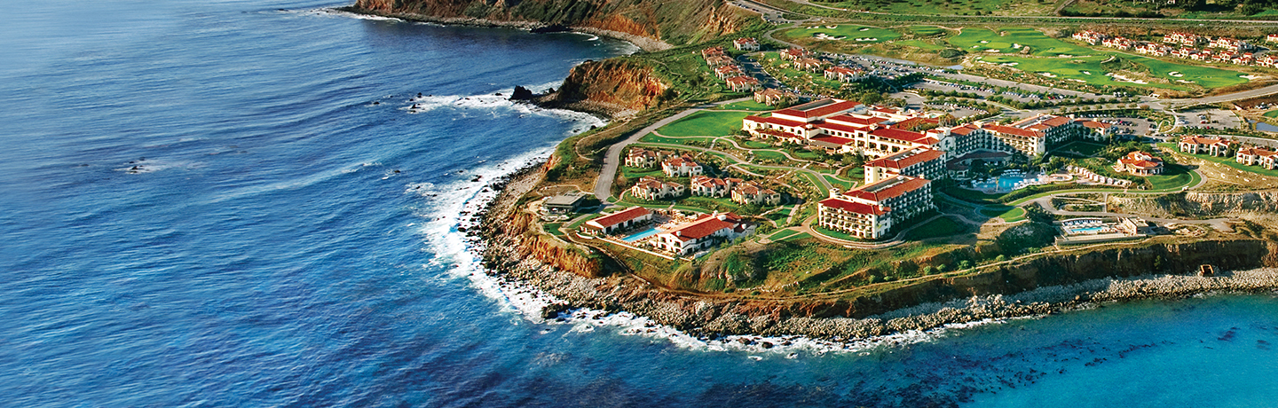 Ocean Blue performs Stormwater filter maintenance for the Terranea Hotel & LAX