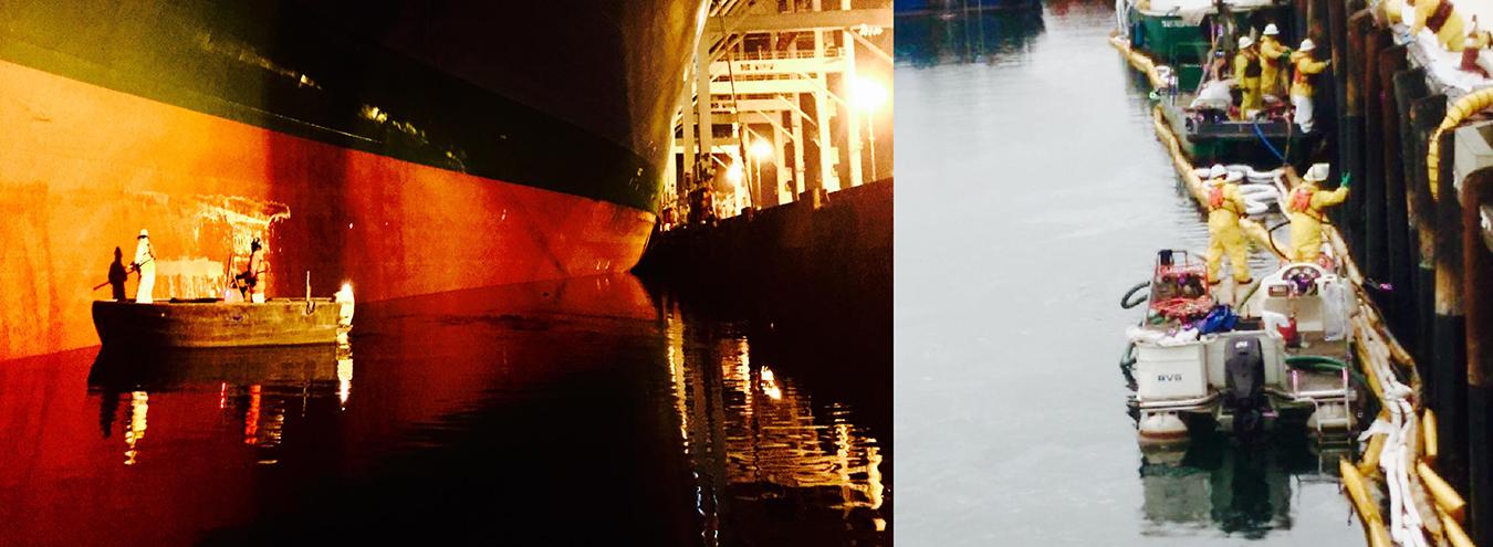 Marine Spills -