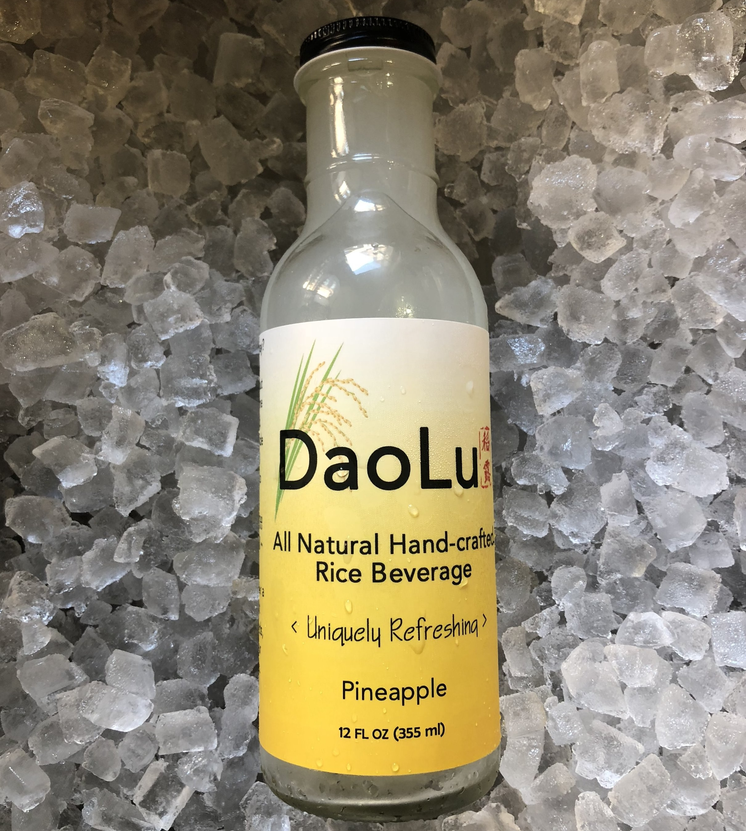 pineapple - We don't always have the time to go on a tropical vacation, but DaoLu's Pineapple flavored drink will bring the vacation to you! The fresh and fruity tones of this drink are the perfect addition to clean eating while still tickling your palate in the best way.