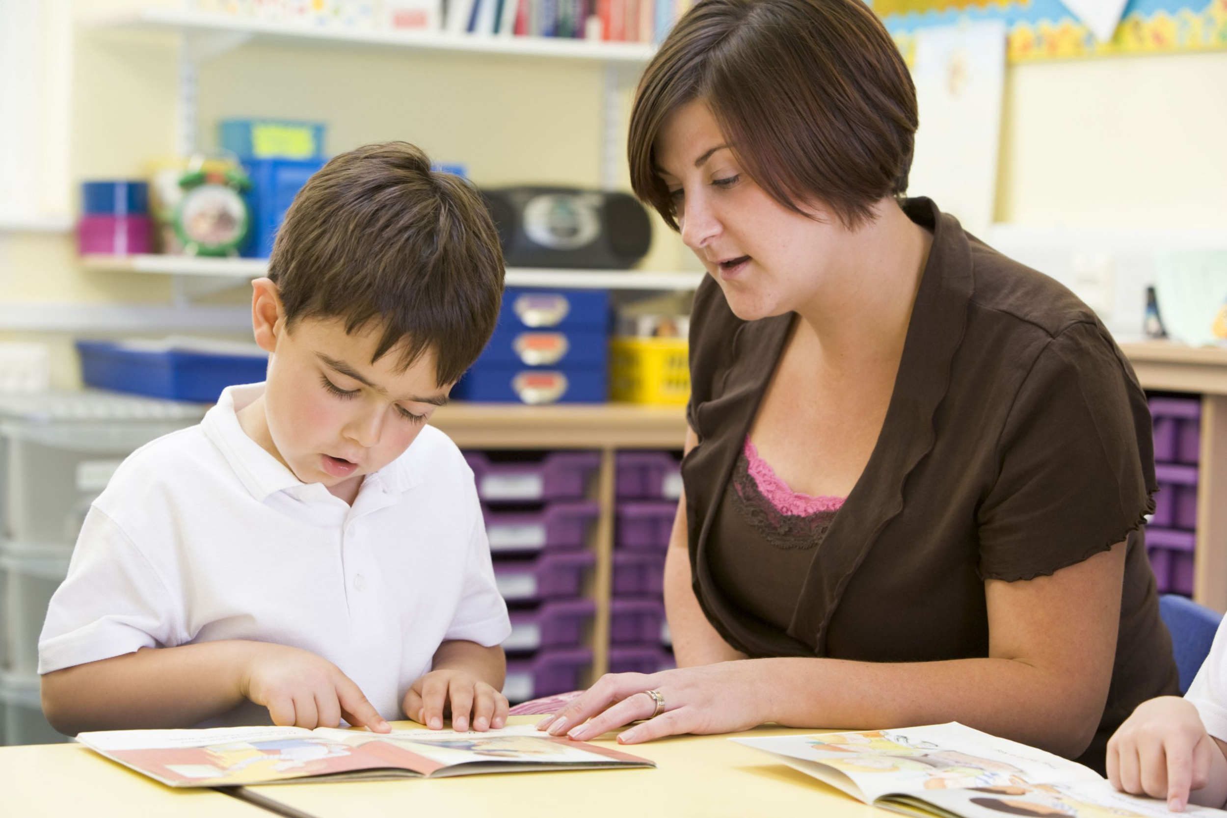 Tutoring for students with learning differences