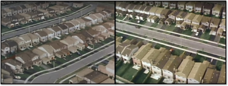 (Pictured above: the suburbs. Nowhere is the dreamer or the misfit so alone…)