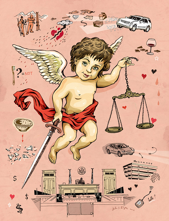 cupid in the courtroom
