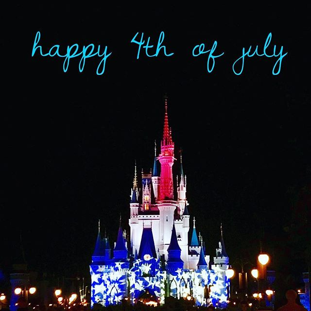 Happy 4th of July everyone! Have a great and safe holiday!