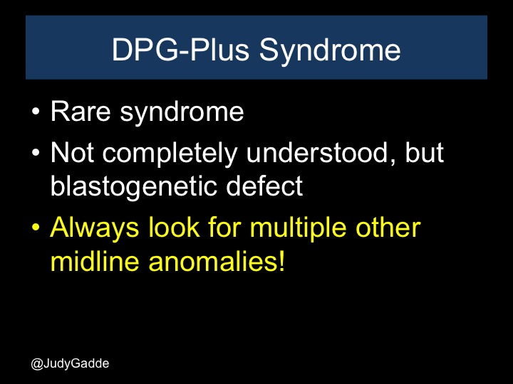 DPG-plus syndrome