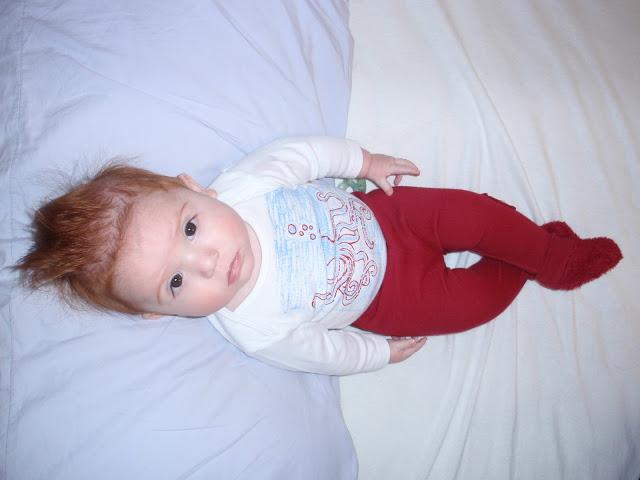 Ryan at three months.