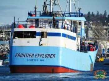 Seattle-based Clipper Seafood F/V Frontier Explorer