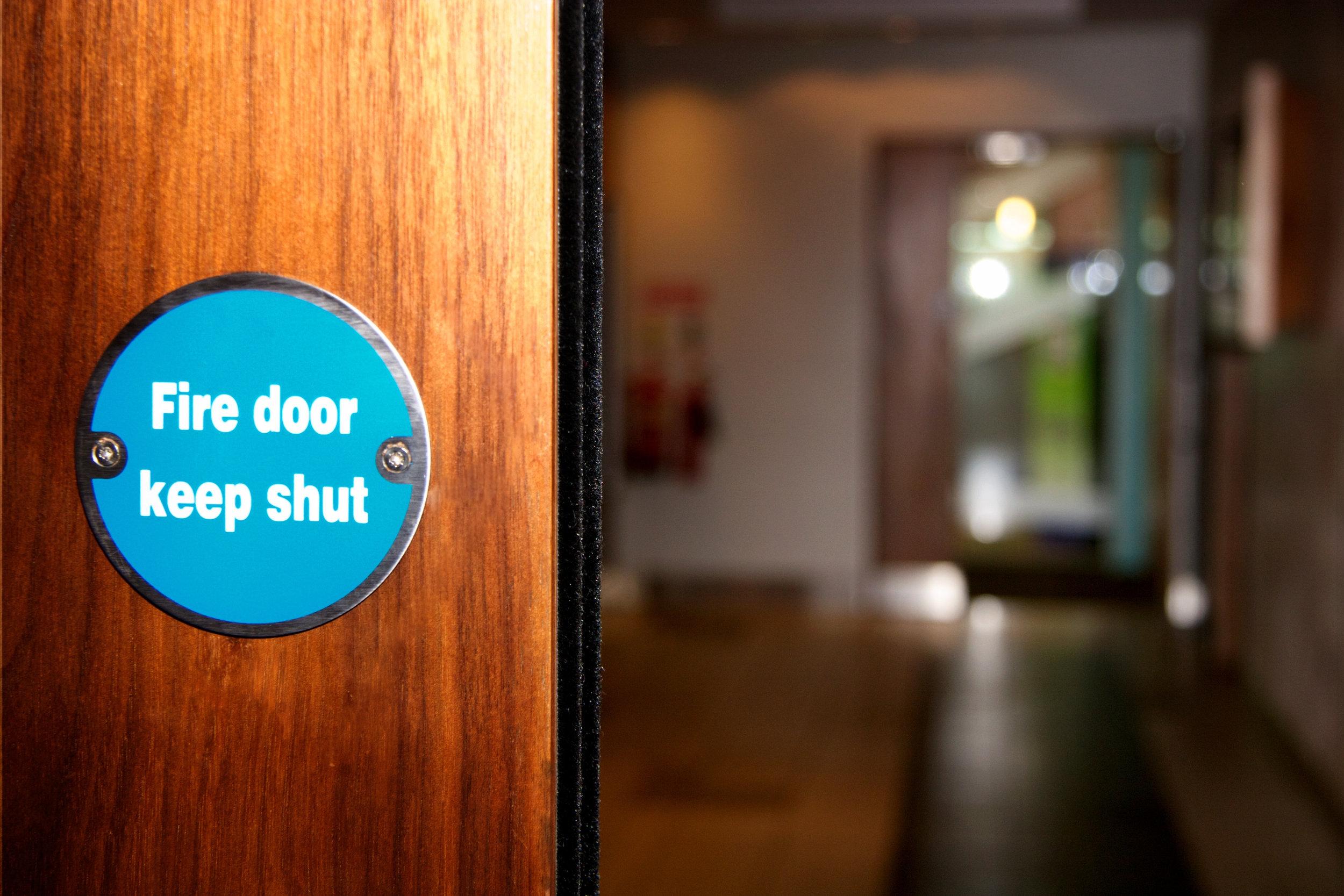 Fire Door Inspections  -