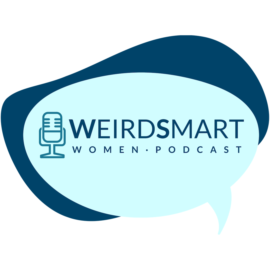 WeirdSmart Women Podcast logo.png