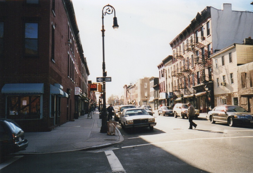 The corner boutique was located in Carroll Gardens, Brooklyn on Smith Street.