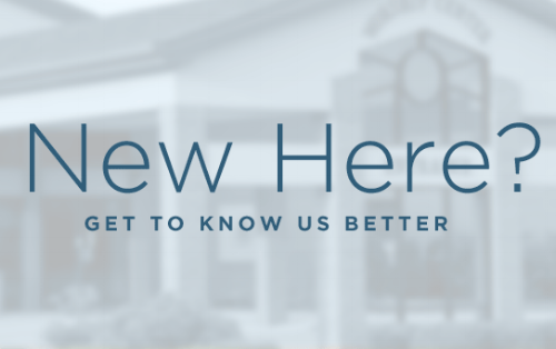 Start Here! - If you are a visitor, or maybe you are just interested in what our church is all about, START HERE! We will try and answer the questions you may have!
