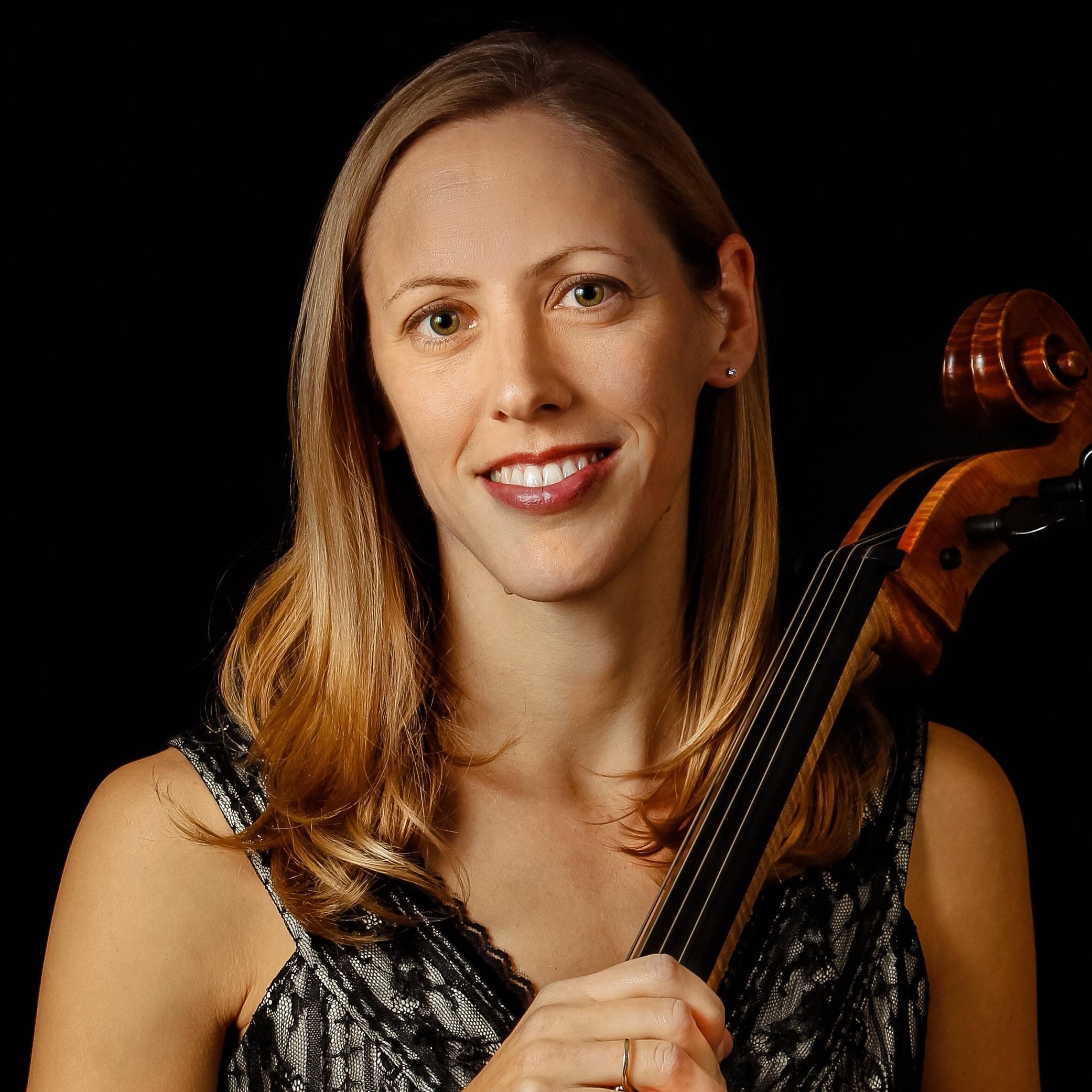 Melita Hunsinger, Cello