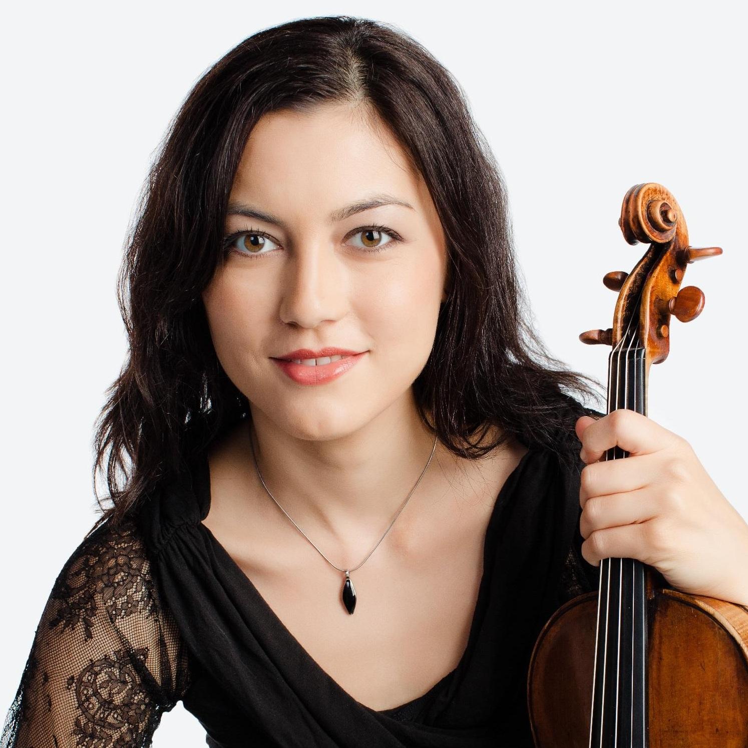 Ka   ren Sinclair, Violin and Co-Artistic Administrator