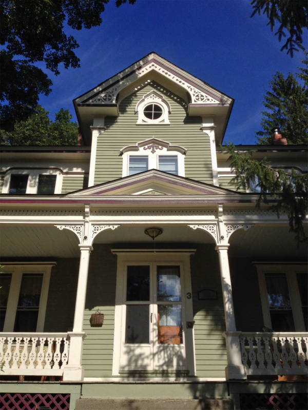 Ox and Rabbit Bed & Breakfast - A traditional New England bed and breakfast located in Shelburne Falls, MA. If you stay here, you can catch the shuttle to the venue from the Shelburne Falls park and ride!