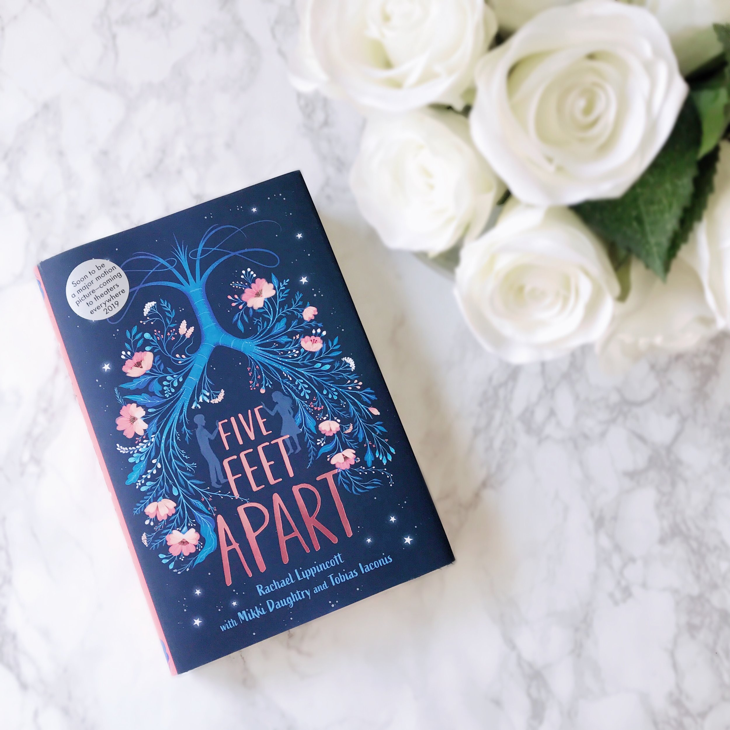 Five Feet Apart Book Review Hello