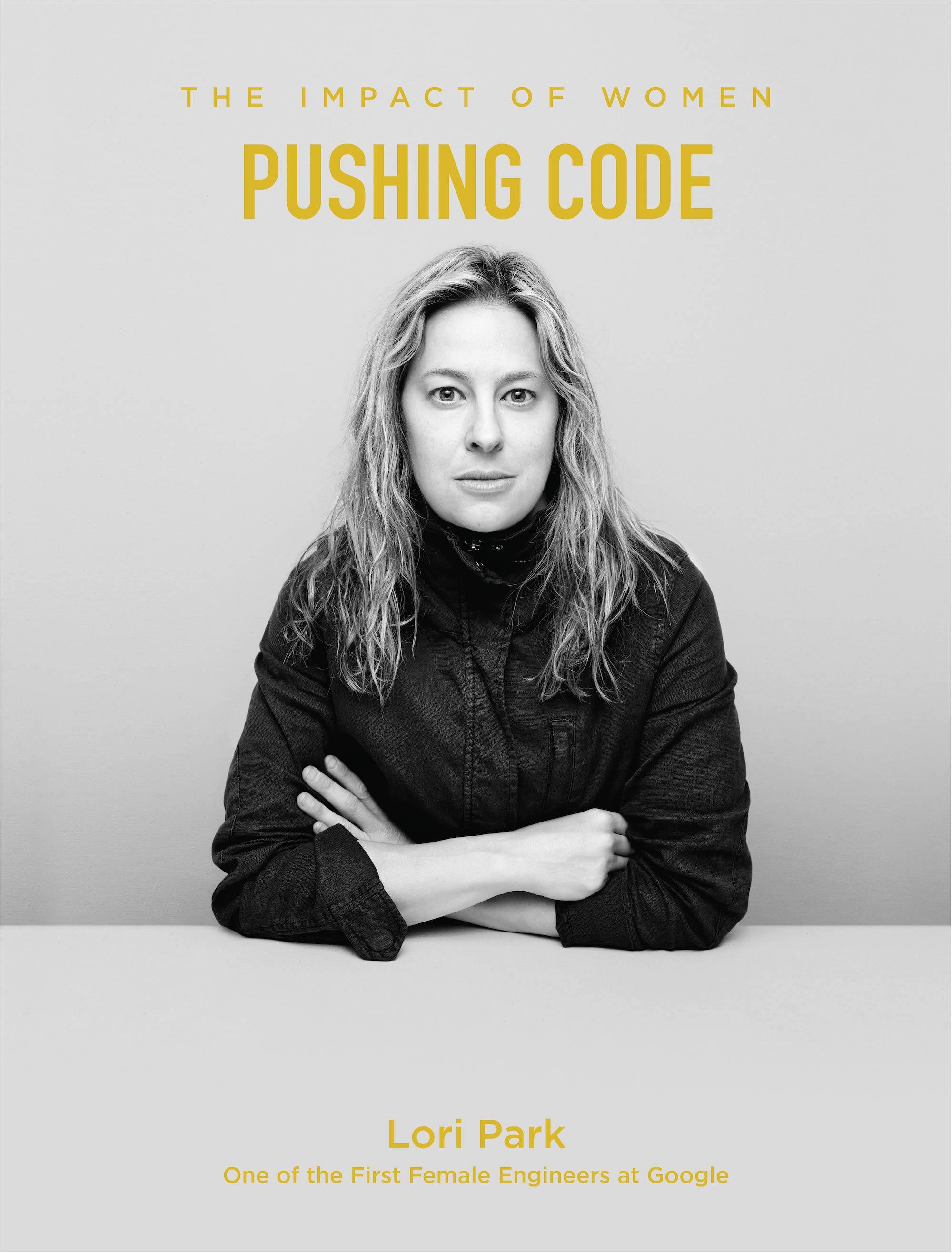 Lori Park is Pushing Code