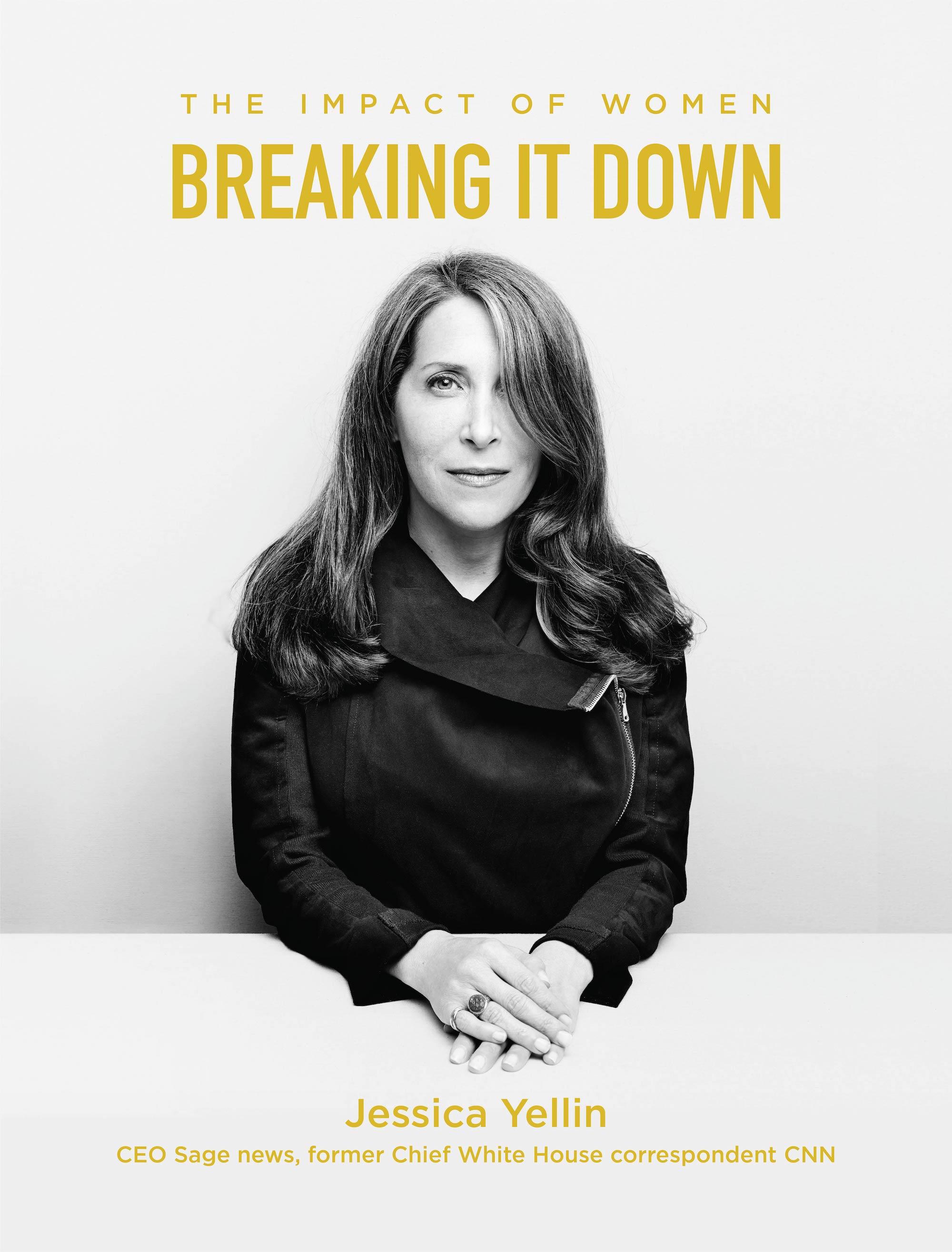 Jessica Yellin is Breaking it Down