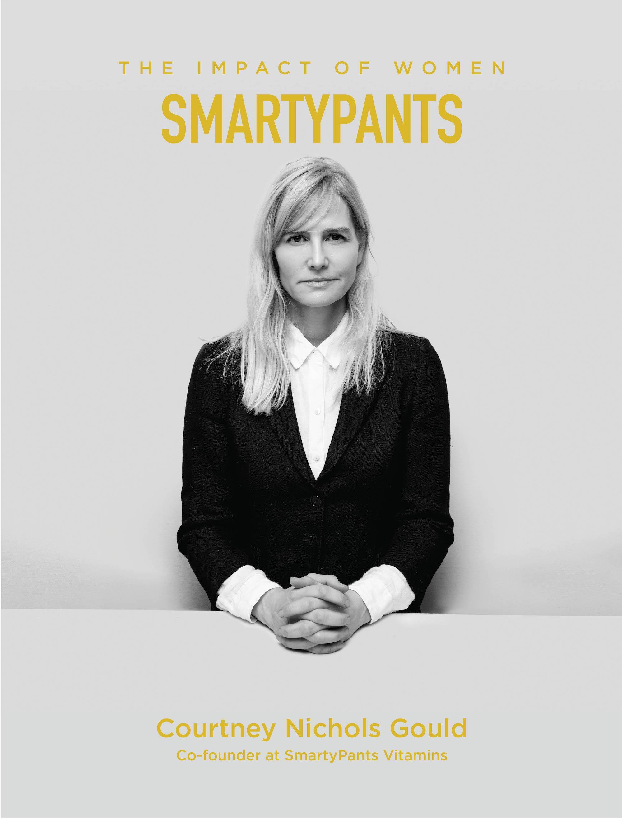 Courtney Nichols Gould is a SmartyPants