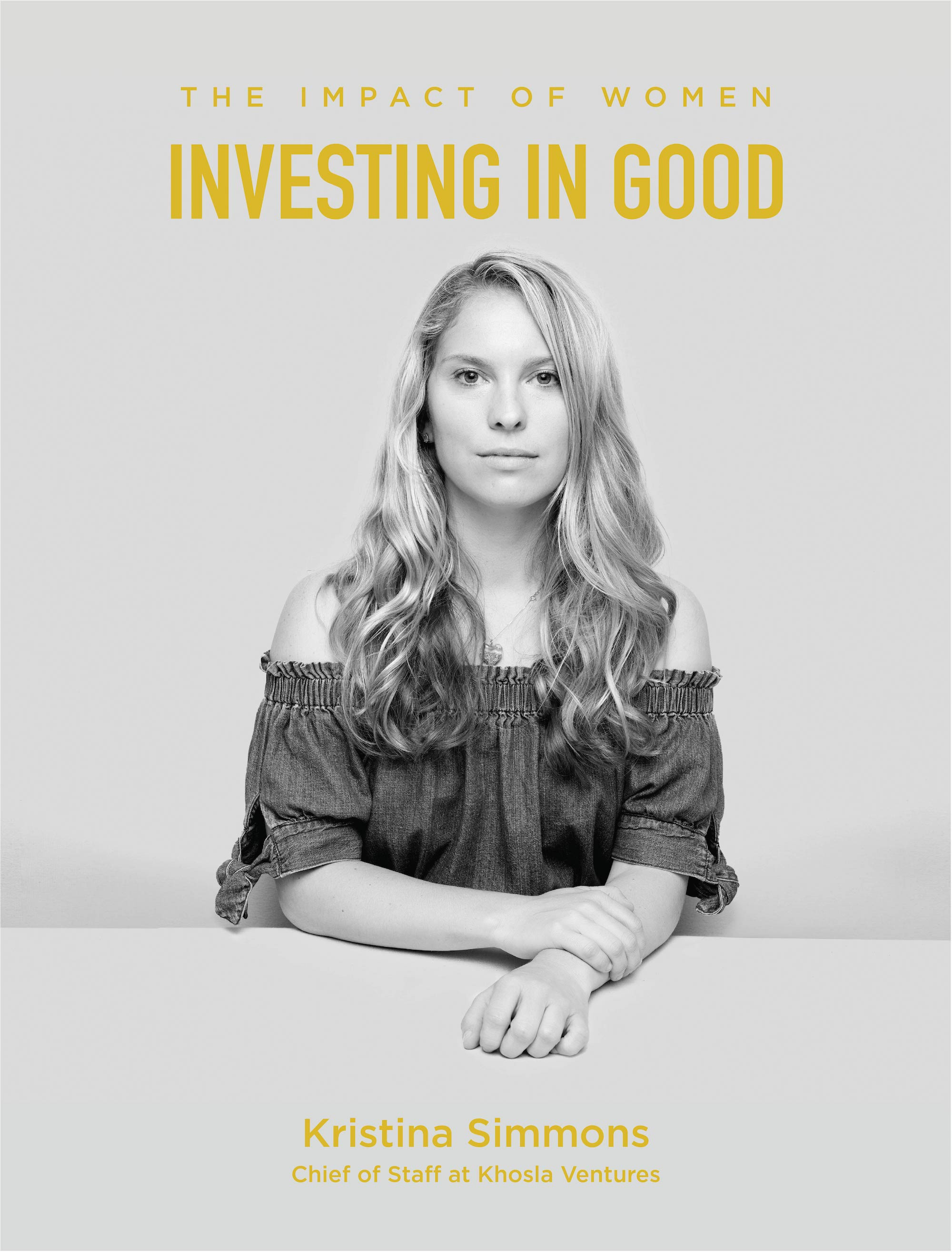 Kristina Simmons is Investing in Good