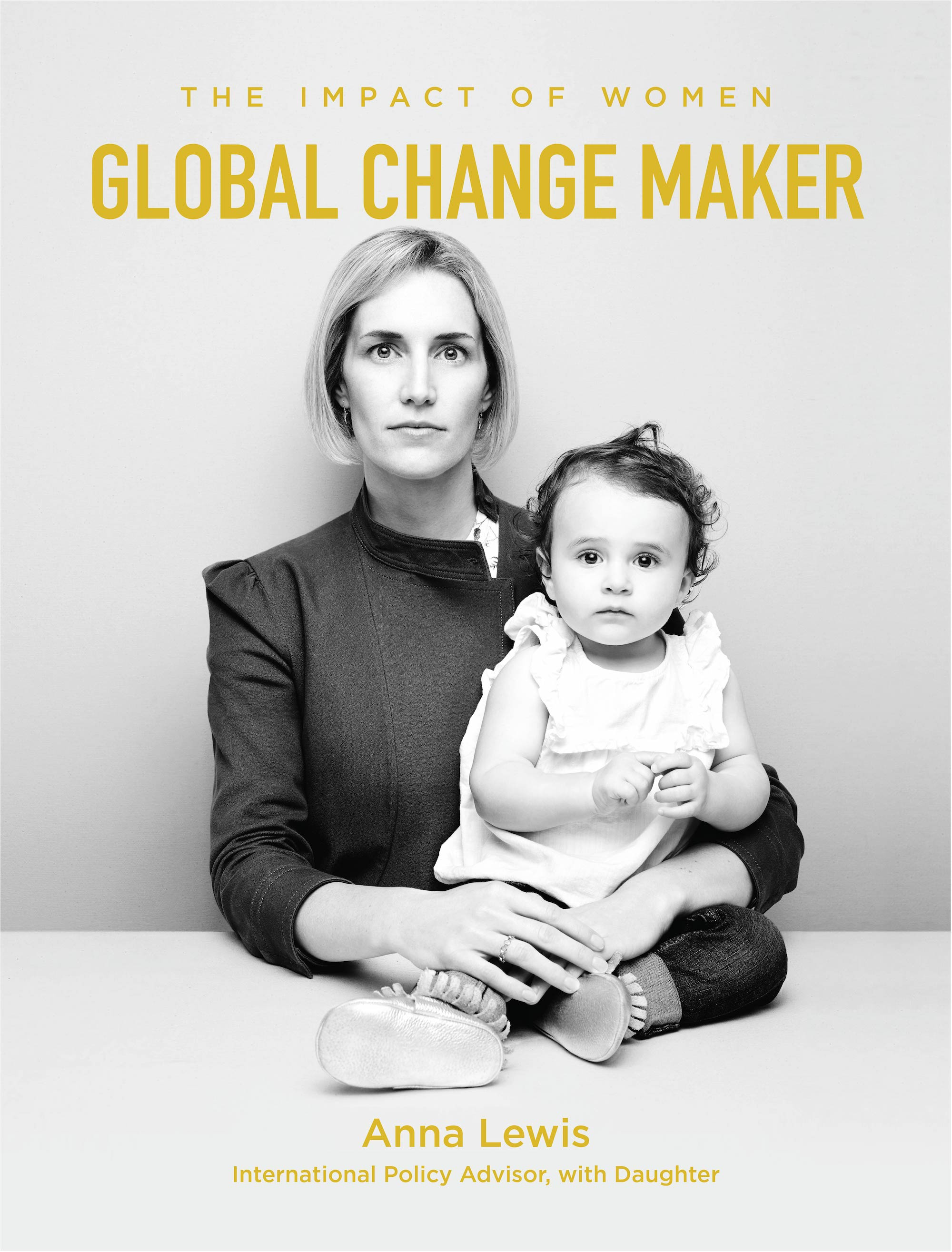 Anna Lewis is a Global Change Maker