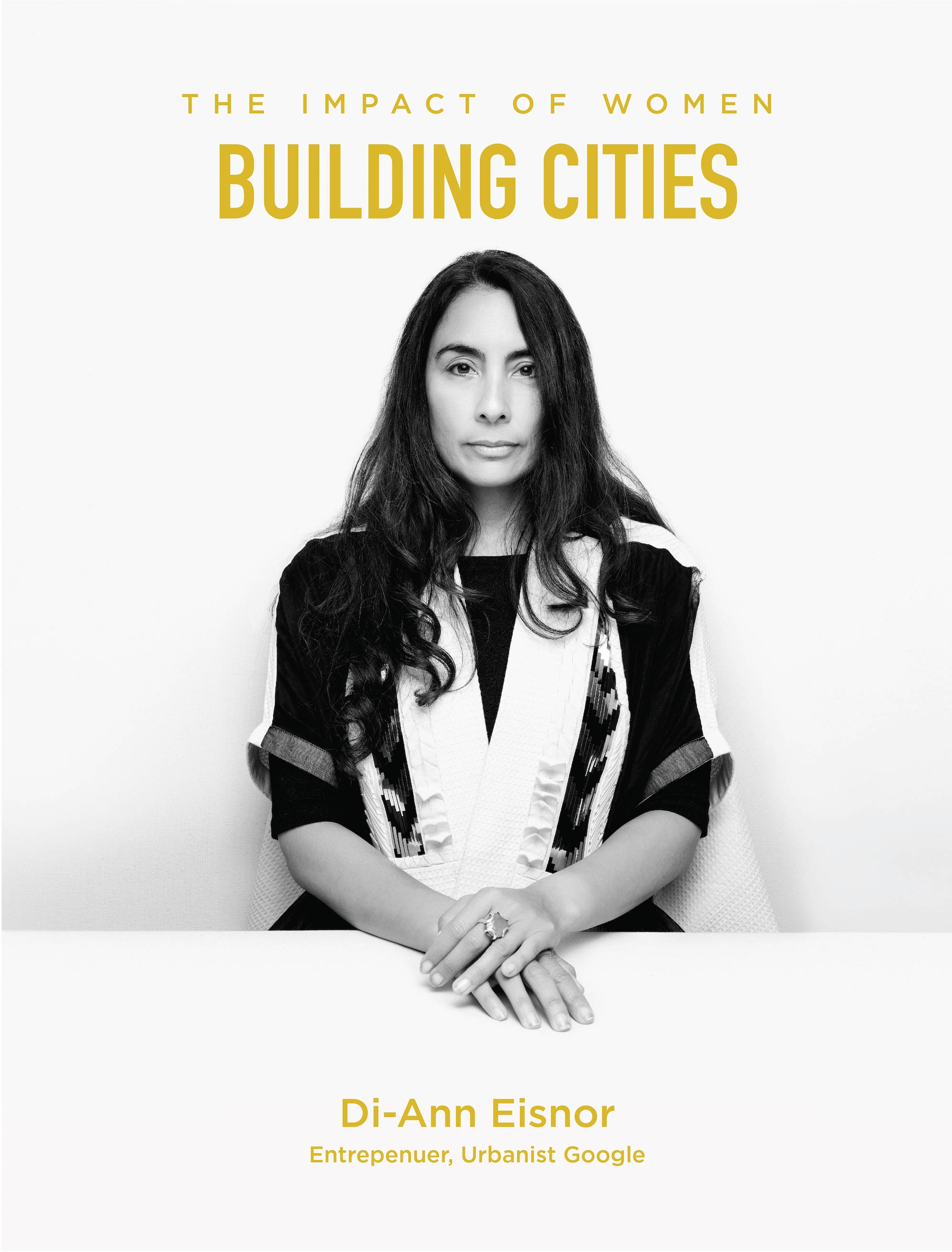 Di-Ann Eisnor is Building Cities