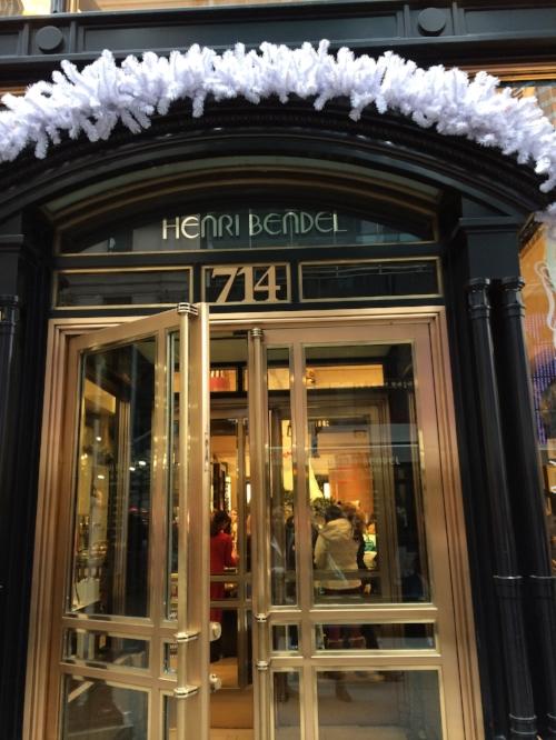 Iconic entrance to everyday elegance