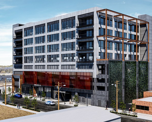 Warner Music turns former Ford assembly plant into Arts District music factory - Employees of Warner Music Group Inc. for the last several weeks have been toiling in the same red brick building where men who could have been their great-grandfathers put together shiny black automobiles.