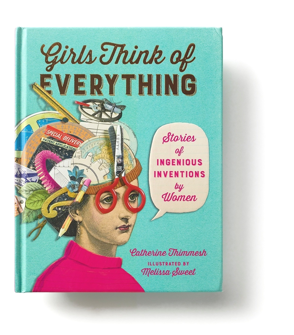 Girls Think of Everything Cover.jpg