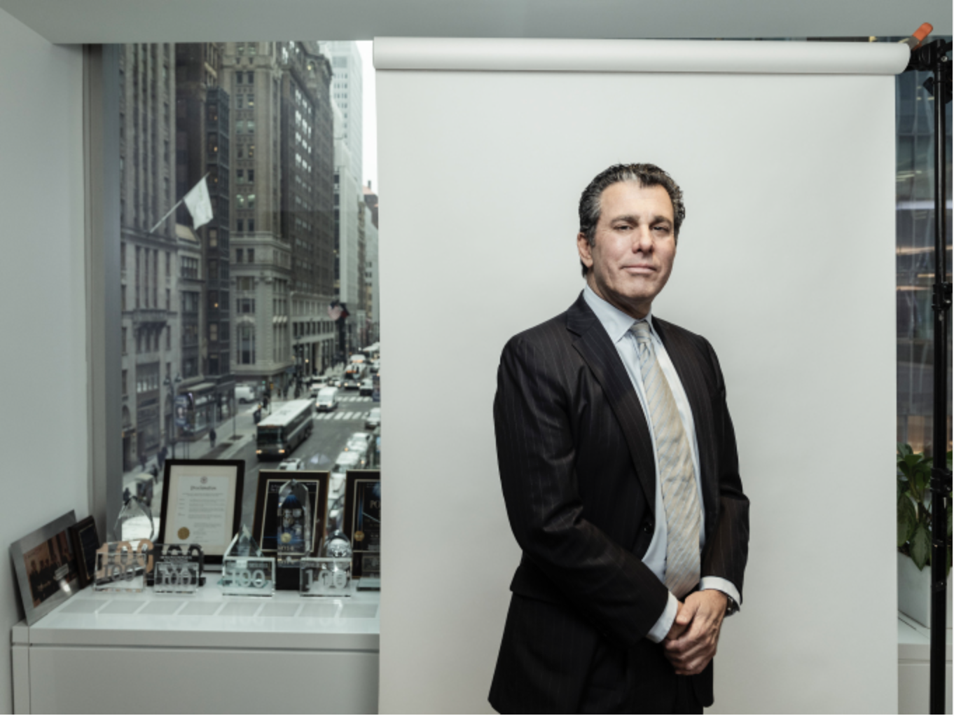 Peter Riguardi - President of JLL for Commercial Observer - LINK