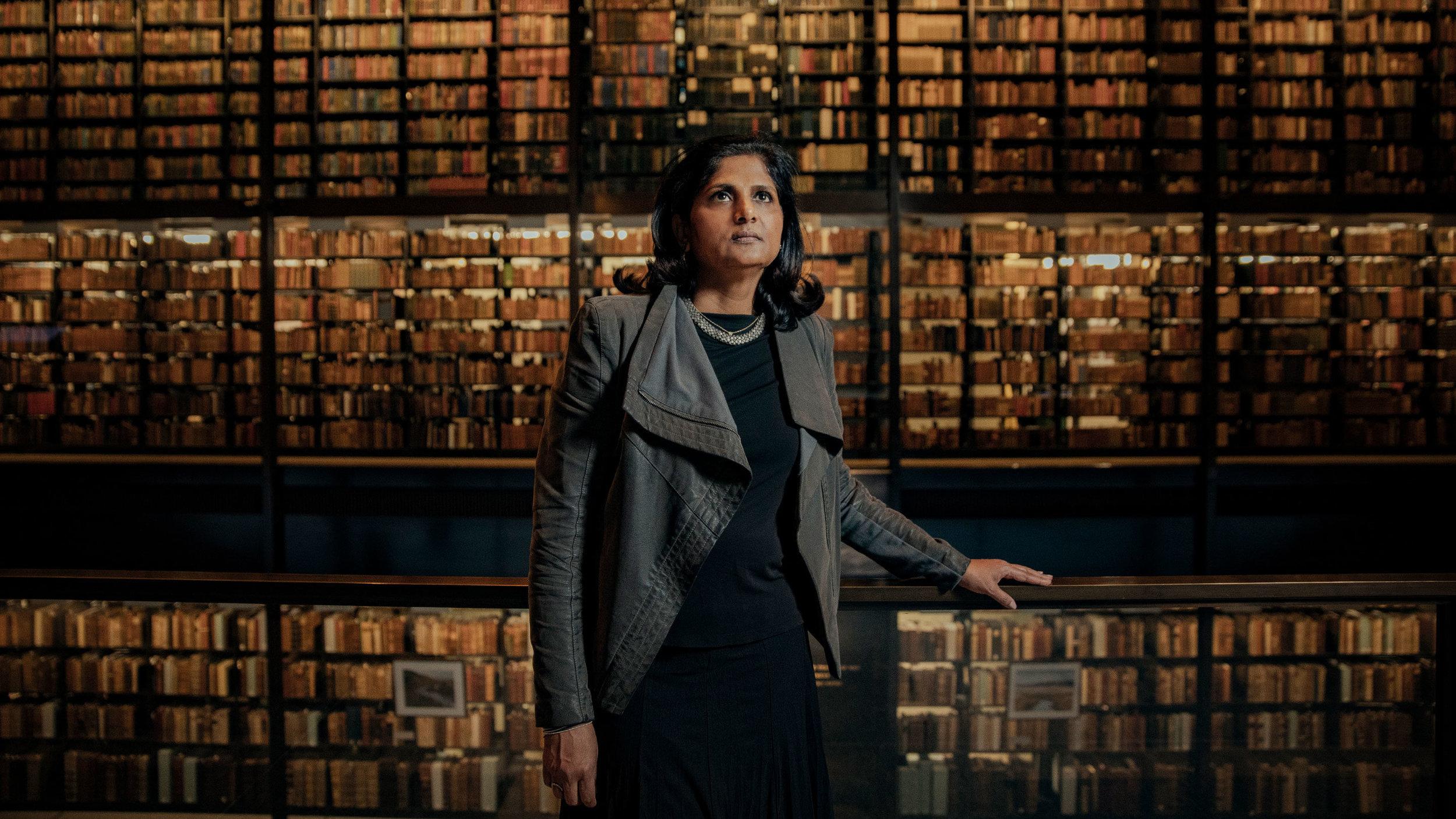Priyamvada Natarajan - Yale University Professor And Theoretical Astrophysicist for Quanta Magazine - LINK