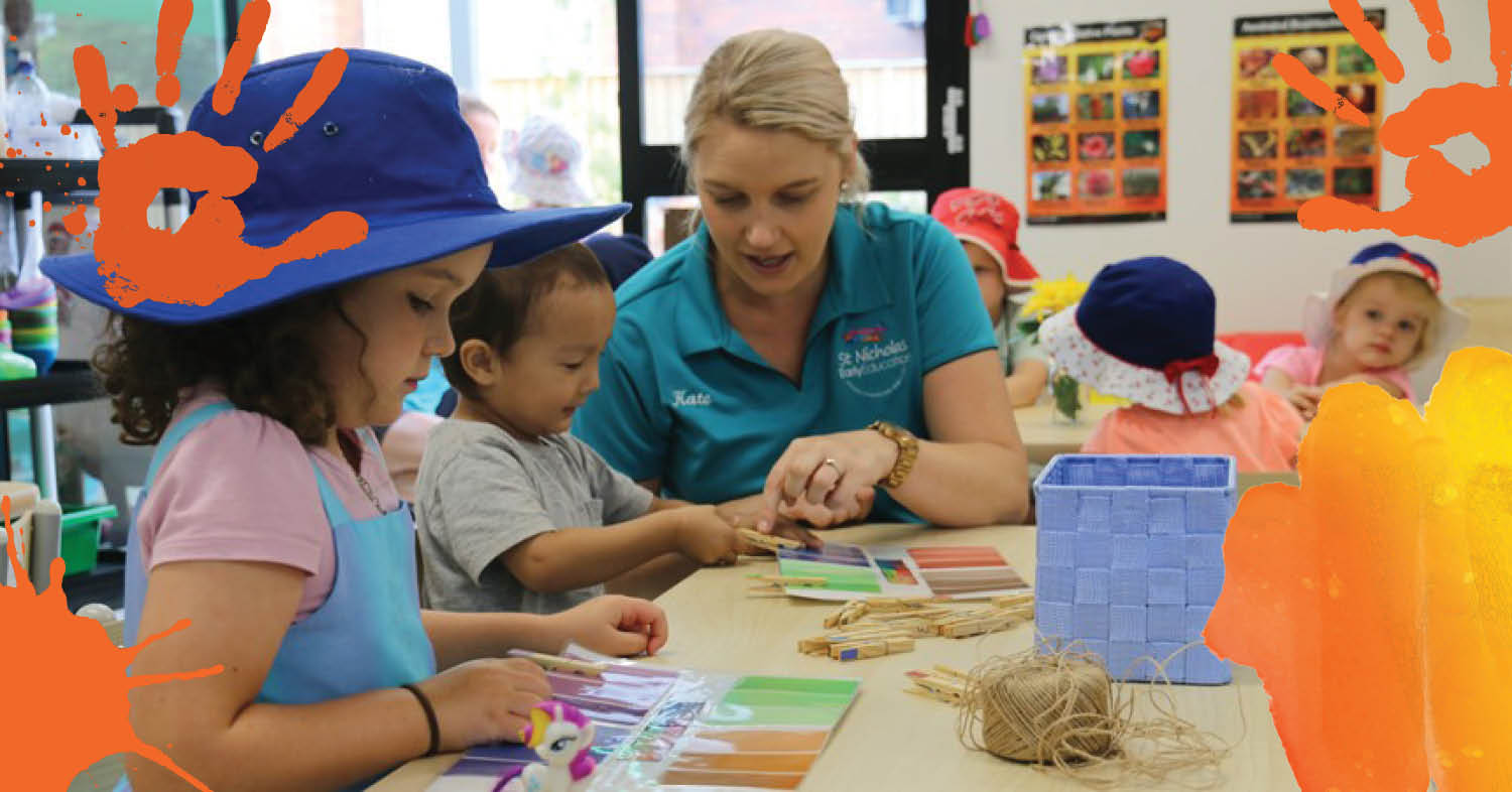 St Nicholas Early Education Introducing Kate Berry