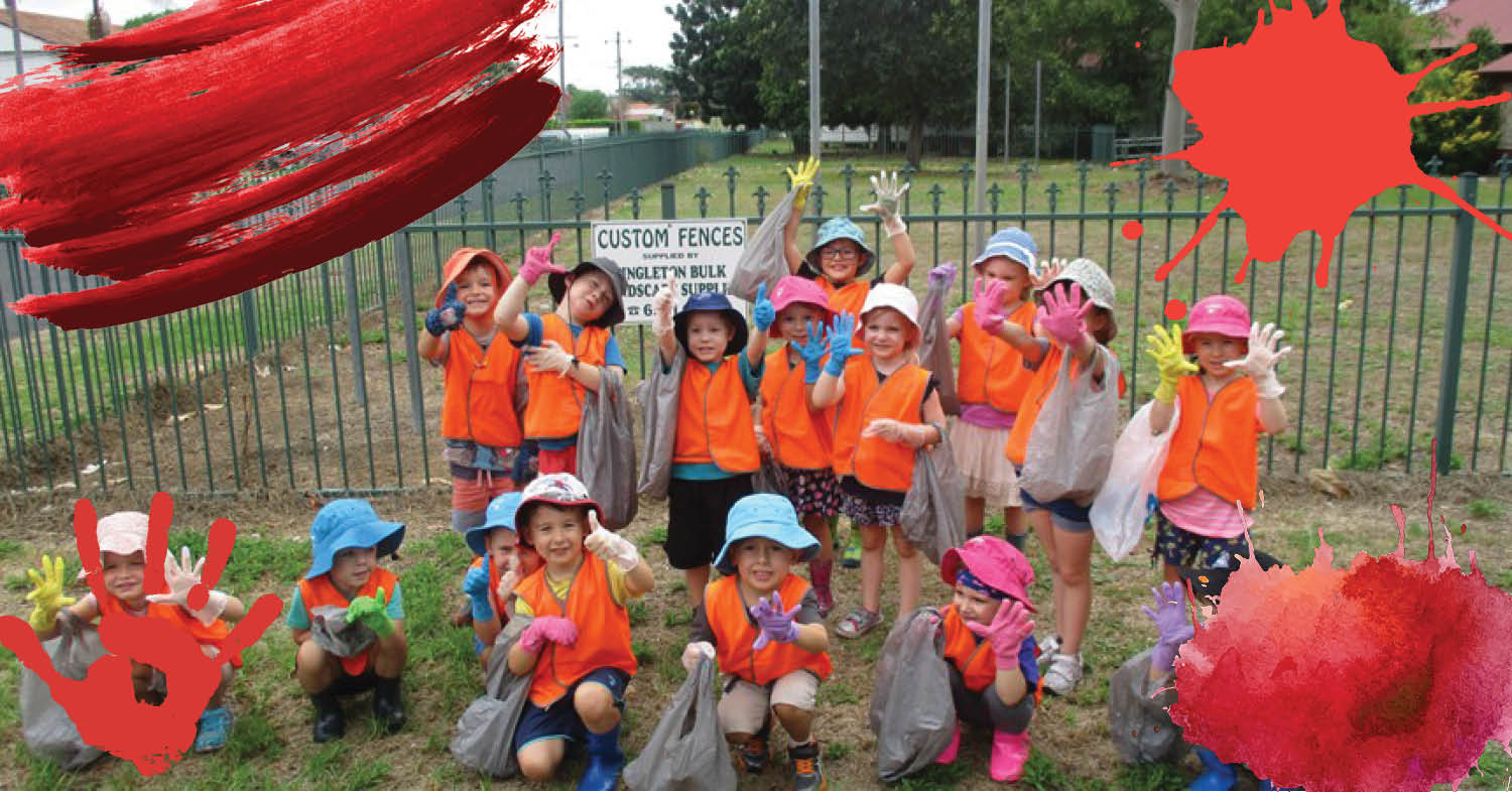 St Nicholas Early Education Clean Up