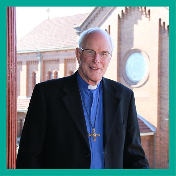 Bishop Bill Wright St Nicholas Early Education